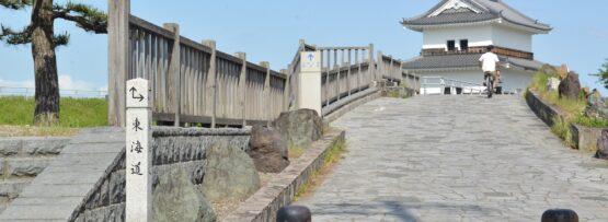 七里の渡跡画像