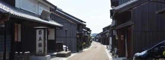 東海道関宿画像