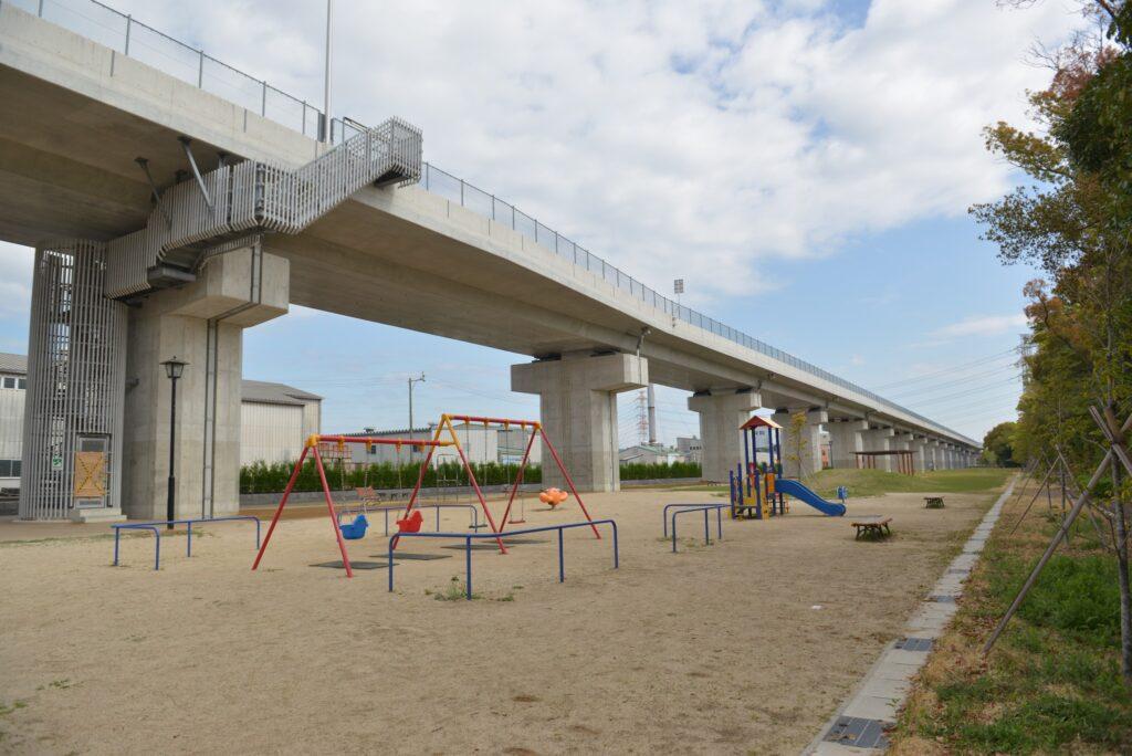川越緑地公園画像
