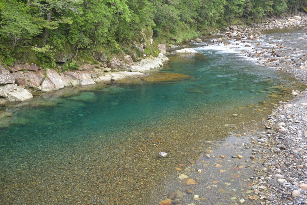 銚子川の画像