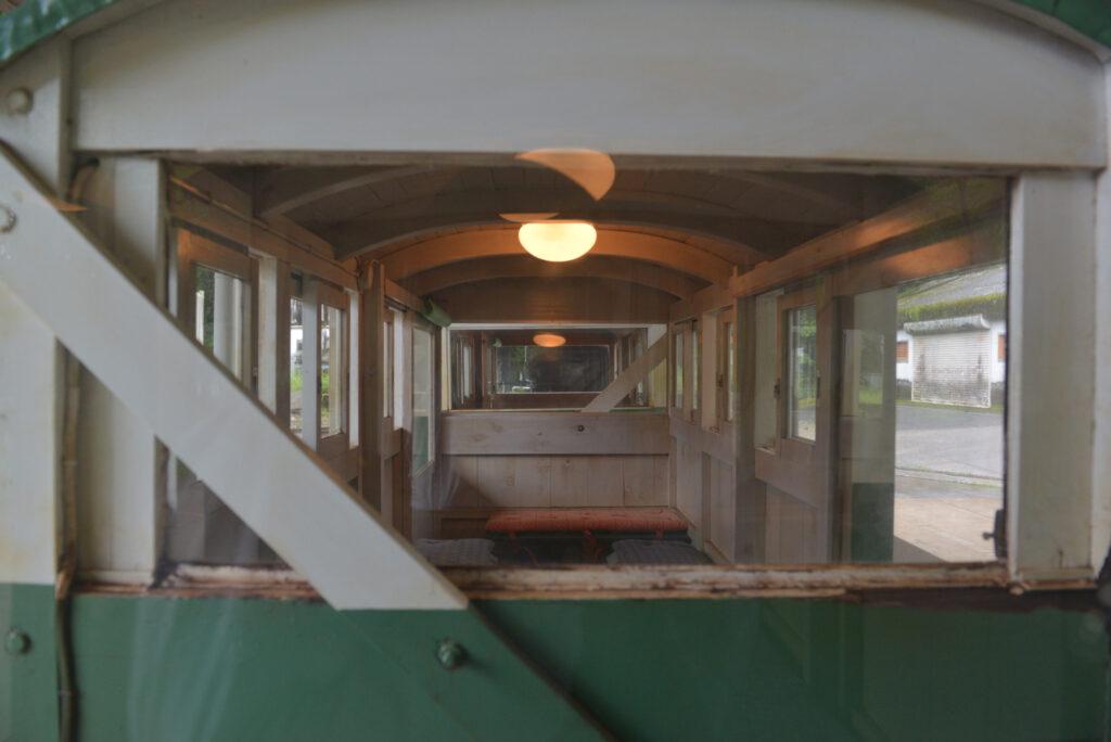 トロッコ電車画像
